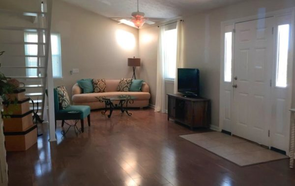 Beach House Vacant Home Staging