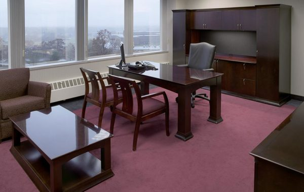 Bank President's Office and Workstations